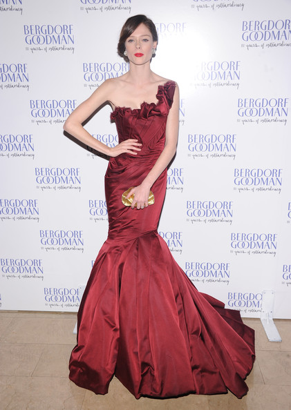 Coco Rocha - Bergdorf Goodman Celebrates It's 111th Anniversary At The Plaza In New York City - Arrivals