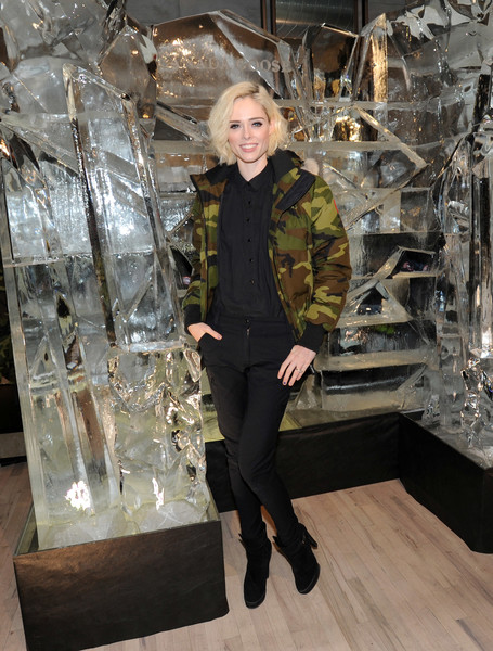 Canada Goose New York City Flagship Store Opening