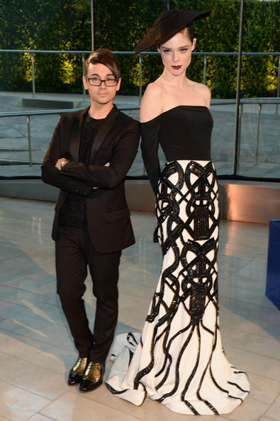 Coco Rocha Pictures Cocktails At The Cfda Fashion Awards