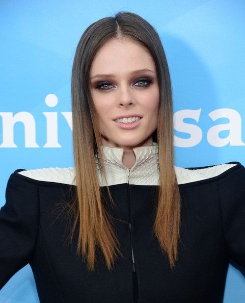 "Coco Rocha - NBCUniversal's ""2013 Winter TCA Tour"" Day 2 - Arrivals"