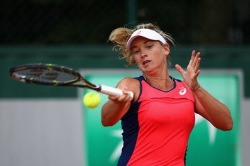 Coco Vandeweghe 2017 French Open - Day Two