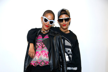 Coco and Breezy 3rd Annual BeautyCon Summit Presented By ELLE Magazine At Pier 36 In New York City