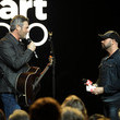 Cody Alan iHeartCountry Album Release Party With Blake Shelton At The iHeartRadio Theater