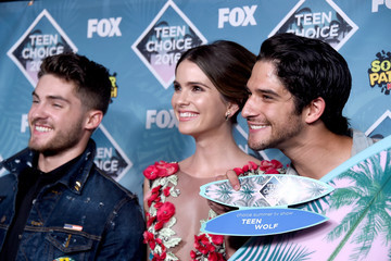 Cody Christian Tyler Posey Teen Choice Awards 2016 - Press Room