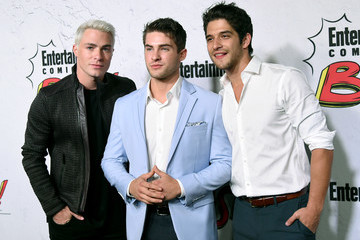 Cody Christian Tyler Posey Entertainment Weekly Hosts Its Annual Comic-Con Party at FLOAT at the Hard Rock Hotel