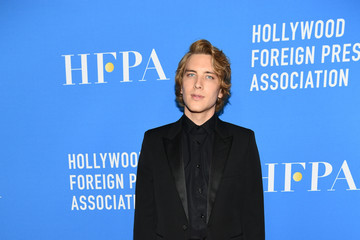 Cody Fern Hollywood Foreign Press Association's Grants Banquet - Arrivals