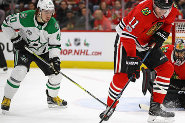 Cody Franson Dallas Stars v Chicago Blackhawks
