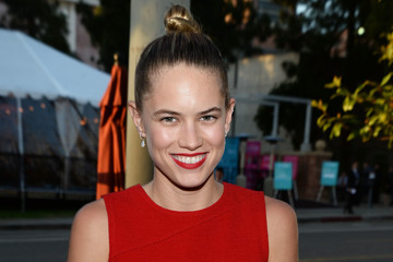 Cody Horn Backstage At The Geffen