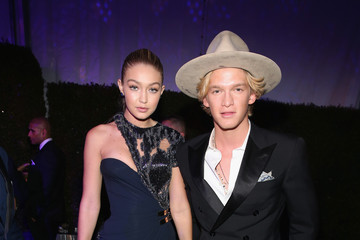 Cody Simpson Arrivals at the Elton John AIDS Foundation Oscars Viewing Party — Part 2