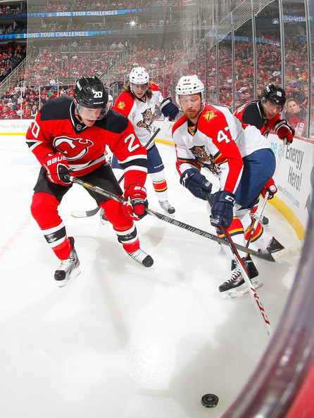 Colby Robak Photos Photos - Florida Panthers v New Jersey Devils ... e1a648e79