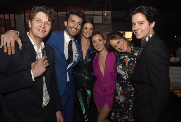 Cole Sprouse and Haley Lu Richardson Photos - 4 of 61
