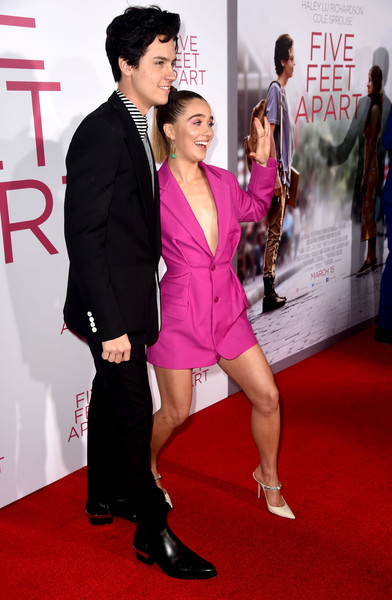 Cole Sprouse and Haley Lu Richardson Photos - 6 of 61