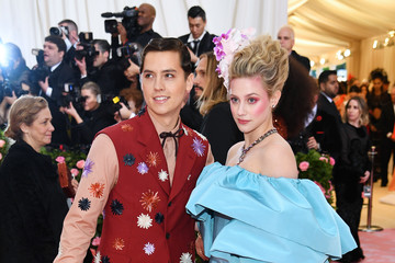 Cole Sprouse Lili Reinhart The 2019 Met Gala Celebrating Camp: Notes On Fashion - Arrivals