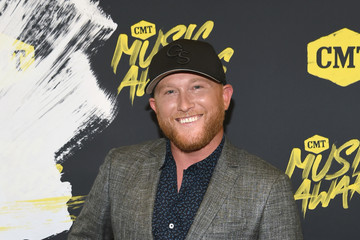 Cole Swindell 2018 CMT Music Awards - Red Carpet