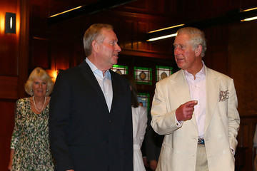 Colin Barnett The Prince of Wales & Duchess of Cornwall Visit Australia - Day 5