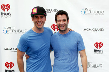 Colin Donnell 2012 iHeartRadio Music Festival At Wet Republic