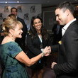 Colin Egglesfield 34th Annual Great Sports Legends Dinner - Legends Reception