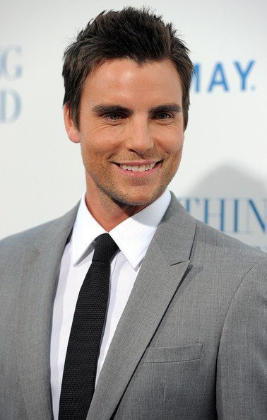 Colin Egglesfield Pictures Premiere Of Warner Bros