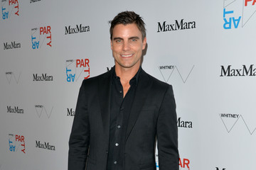 Colin Egglesfield Whitney Art Party