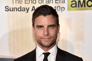 Colin Egglesfield AMC Celebrates 'Mad Men' With The Black & Red Ball - Red Carpet
