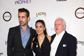 Colin Farrell Guests Arrive to a Screening of GKIDS' 'Kahlil Gibran's The Prophet'