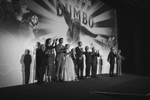 European Premiere Of Disney's 'Dumbo'