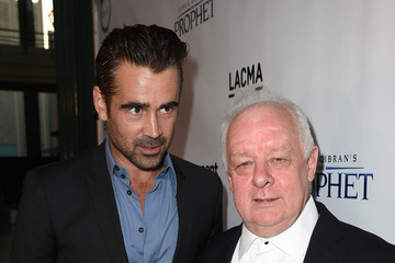 Colin Farrell Guests Attend a Screening of GKIDS' 'Kahlil Gibran's The Prophet'