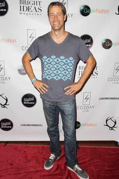 Cozday Clothing Launch Sponsored By GeekNation At Comic-Con International 2014