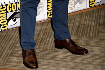 Colin Firth 20th Century Fox Press Line - Comic-Con International 2014