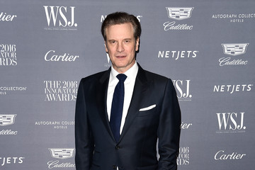 Colin Firth WSJ. Magazine 2016 Innovator Awards - Arrivals
