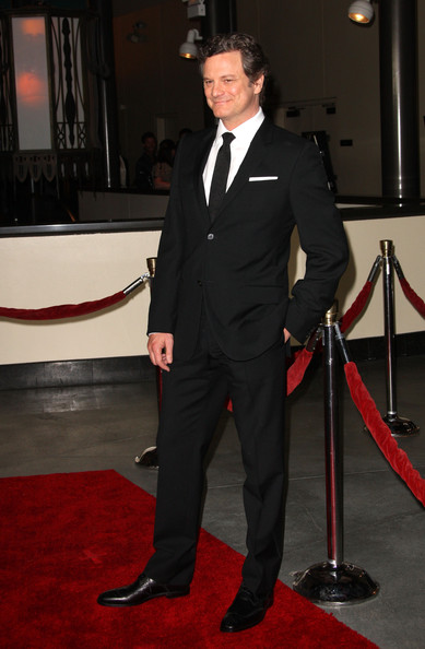 Colin Firth Actor Colin Firth arrives at the 63rd Annual Directors Guild Of America Awards held at the Grand Ballroom at Hollywood & Highland on January 29, 2011 in Hollywood, California.
