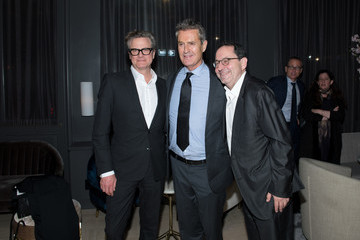Colin Firth 'The Happy Prince' New York Screening - After Party