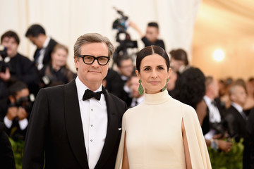 Colin Firth Heavenly Bodies: Fashion & The Catholic Imagination Costume Institute Gala - Arrivals