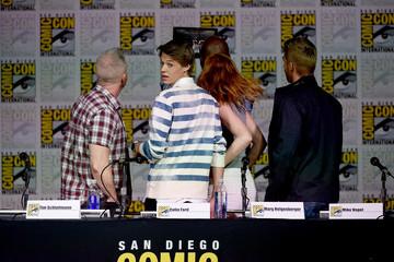 "Colin Ford Comic-Con International 2015 - 'Extant,' ""Limitless,' 'Scorpion,' 'Under The Dome' and 'Zoo'"