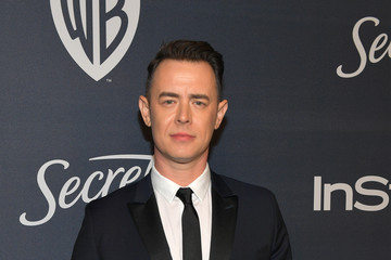 Colin Hanks The 2020 InStyle And Warner Bros. 77th Annual Golden Globe Awards Post-Party - Red Carpet