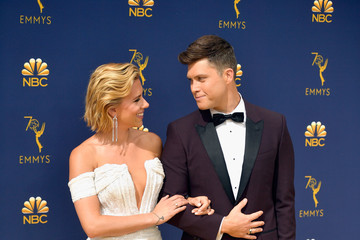 Colin Jost 70th Emmy Awards - Arrivals
