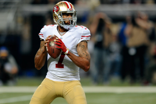 San Francisco 49ers v St Louis Rams []