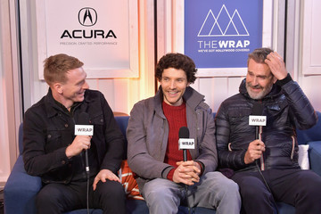 Colin Morgan Acura Studio at Sundance Film Festival 2018 - Day 2