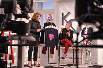 Colleen Lopez Kelly Osbourne Debuts New Clothing Line