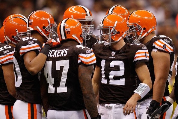 Colt+Mccoy+Cleveland+Browns+v+New+Orlean