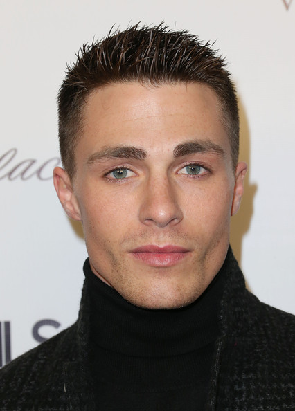 Colton Haynes Pictures - DETAILS Celebrates the 2013 ...