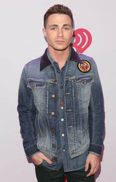 Colton Haynes - KIIS FM's Jingle Ball 2013 Presented By T-Mobile In Partnership With Samsung - Backstage