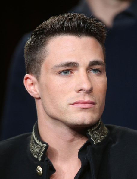 Colton Haynes Winter Tca Tour Coltonlhaynes The
