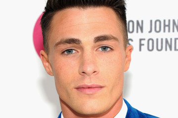 Colton Haynes Elton John AIDS Foundation Oscar Viewing Party — Part 7