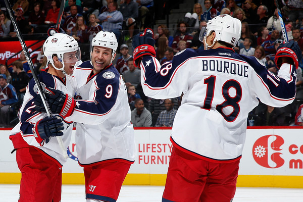Gregory Campbell Pictures Columbus Blue Jackets v Colorado Avalanche -