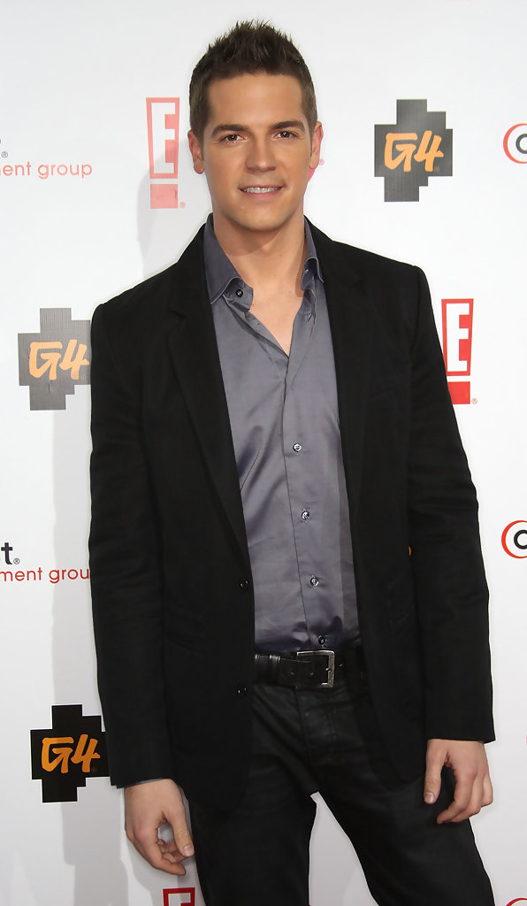 jason kennedy in comcast entertainment group u0026 39 s tca party