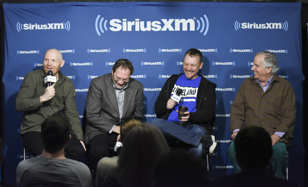 Comedian Bill Burr Hosts A SiriusXM Headliners Avent With