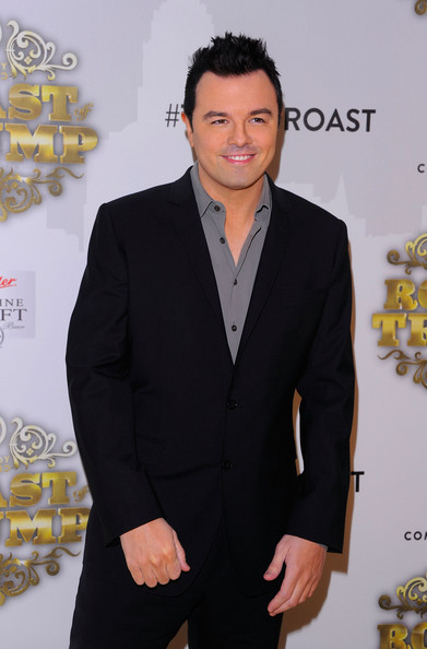 Seth MacFarlane in Comedy Central Roast Of Donald Trump ...