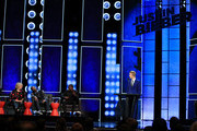 (L-R) TV personality Martha Stewart, rapper Snoop Dogg, roastmaster Kevin Hart, and honoree Justin Bieber onstage at The Comedy Central Roast of Justin Bieber at Sony Pictures Studios on March 14, 2015 in Los Angeles, California. The Comedy Central Roast of Justin Bieber will air on March 30, 2015 at 10:00 p.m. ET/PT.