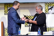"""Comic-Con International 2016 - """"Valerian And The City Of A Thousand Planets"""" Panel"""